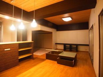 桑名市 KJ様邸 リノベーション施工事例